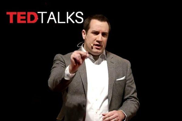 David Burkus, managementonderzoeker Ted Talks - Employer Branding Company: organisatiecultuur, corporate branding en werkgeverscommunicatie